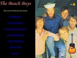 Diaporama The Beach Boys II