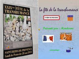 Transhumance 2012