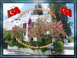 Turquie d'histoire et d'accueil suite