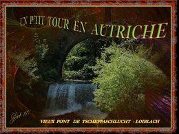Un p'tit tour en Autriche