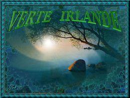 Verte Irlande