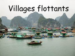 Villages flottants