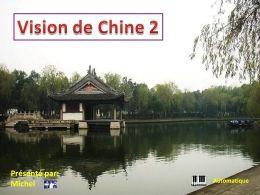 Vision de Chine 2