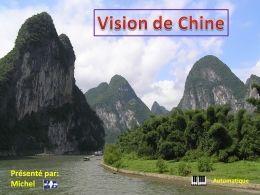 Vision de Chine