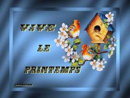 PPS Vive le printemps