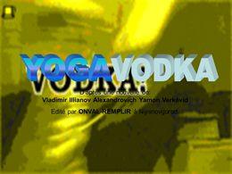 Yoga vodka